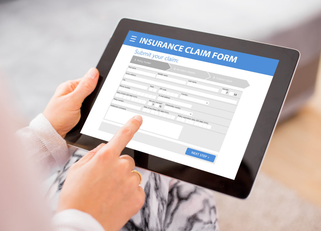GettyImages 844020236 1024x735 Coverage After an Auto Accident: How to Navigate the Insurance Claims Process